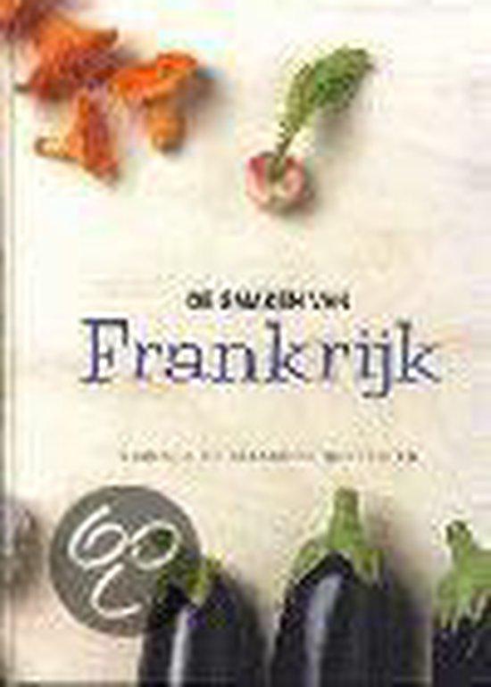 Cover van het boek 'De smaken van Frankrijk'