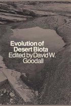 Evolution of Desert Biota