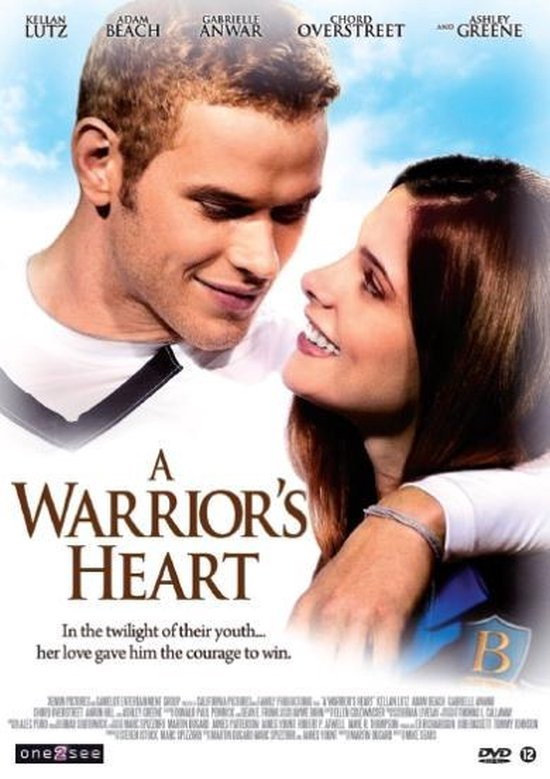 Cover van de film 'A Warrior'S Heart'