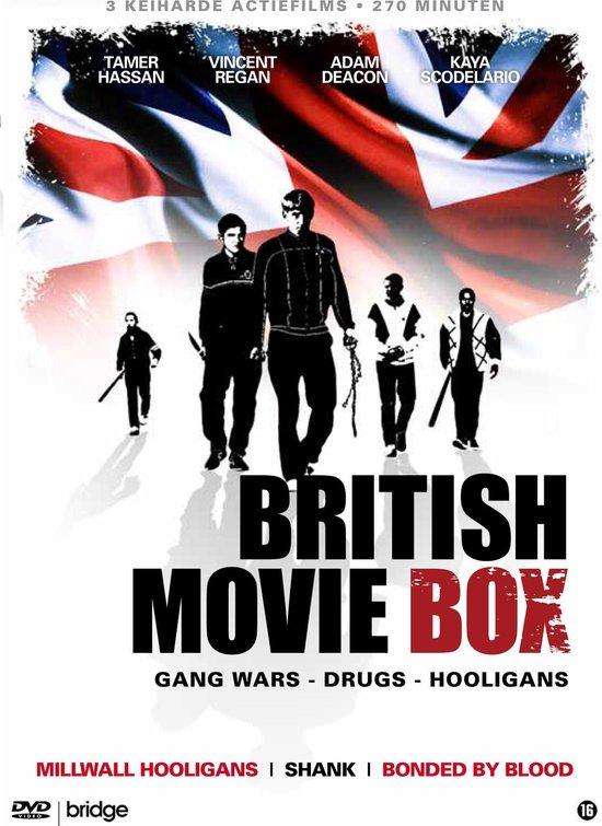 Cover van de film 'British Movie Box'