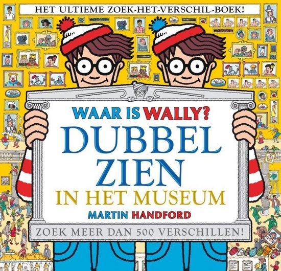 Waar is Wally - Dubbel zien in het museum! - Martin Handford  