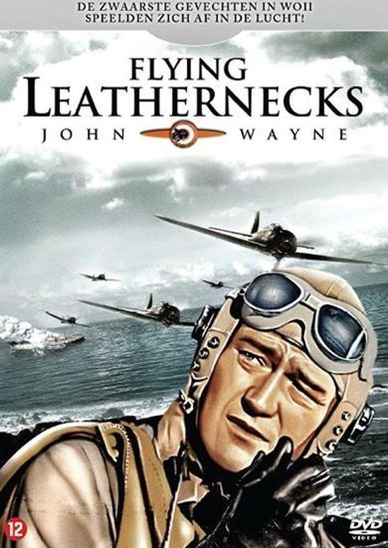 Cover van de film 'Flying Leathernecks'