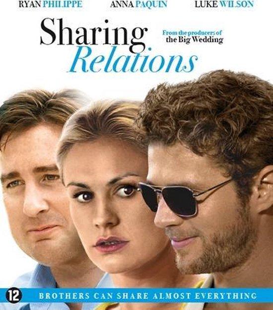 Cover van de film 'Sharing Relations'