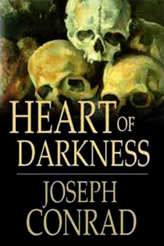 Boek cover Heart of Darkness - Annotated van Joseph Conrad