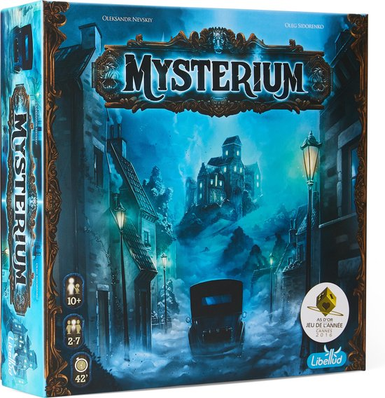 Mysterium - Bordspel