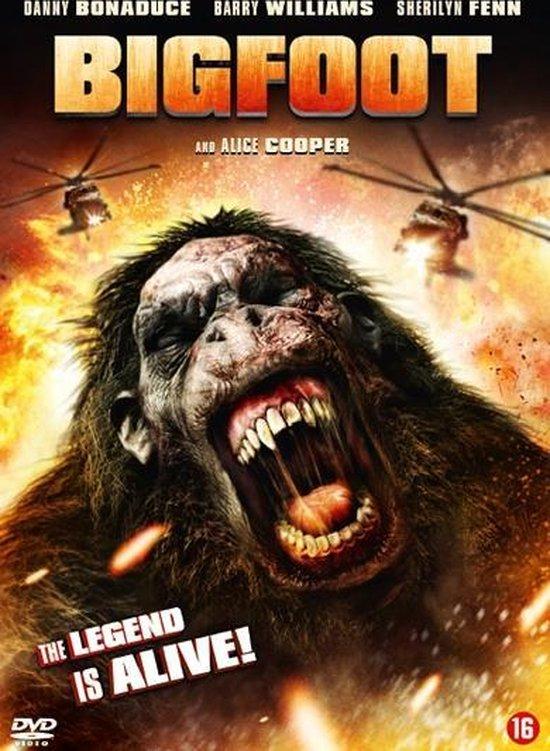 Cover van de film 'Bigfoot'