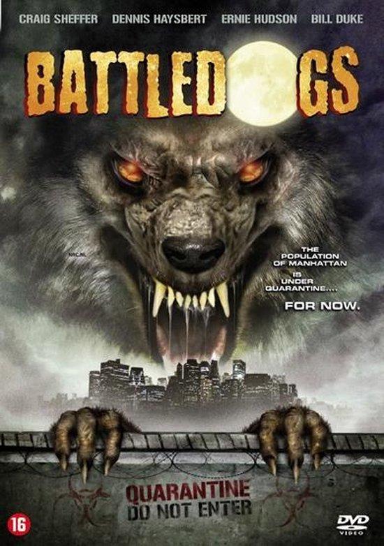 Cover van de film 'Battledogs'