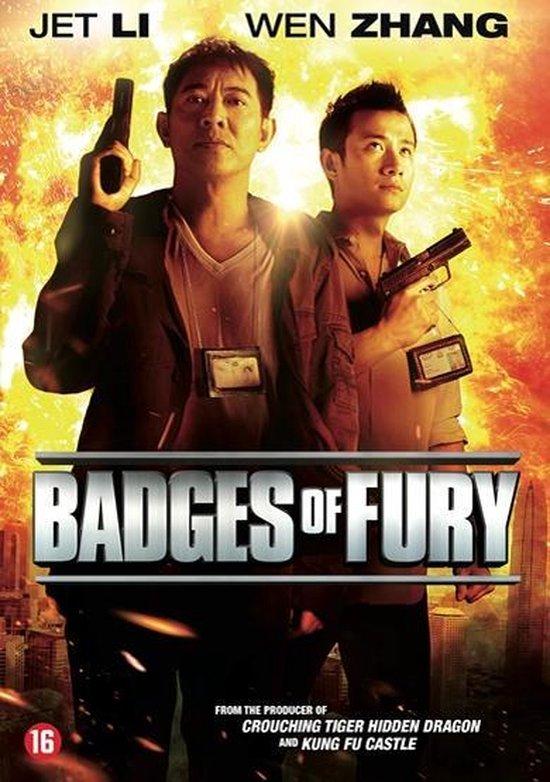 Cover van de film 'Badges Of Fury'