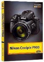 Boek cover Nikon P900 Handbuch - Das Handbuch zur Kamera van Michael Gradias