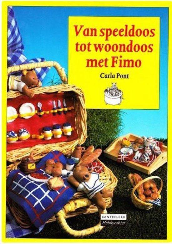 Van speeldoos tot woondoos met Fimo - C. Pont |