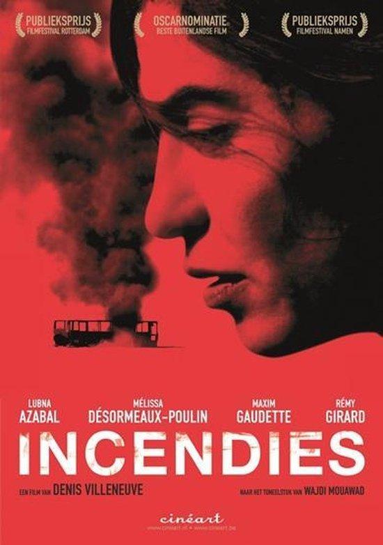 Cover van de film 'Incendies'