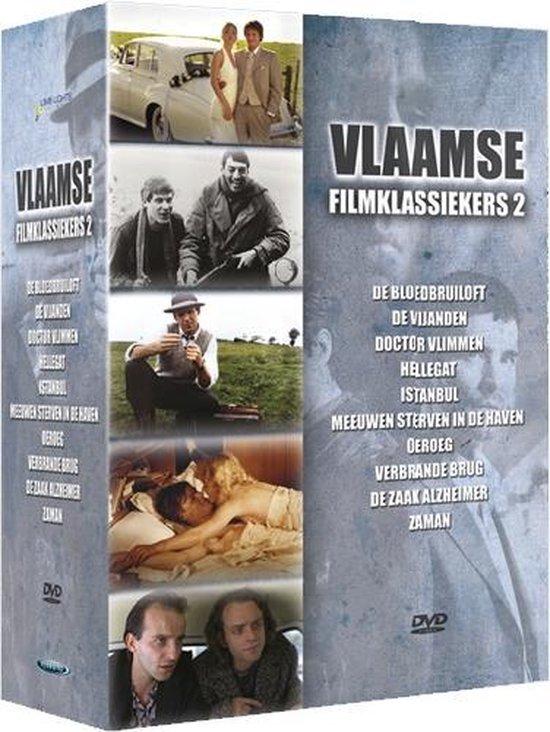 Cover van de film 'Vlaamse Klassiekers Box 2'