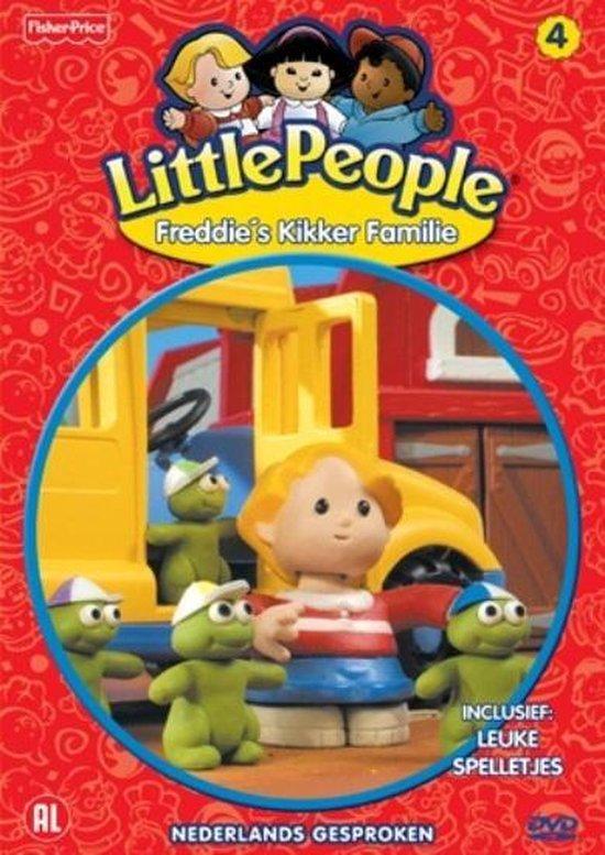 Little People 4 - Freddie's Kikker Familie