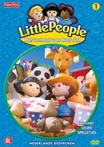 Little People 1 - Het Verhaal Van Boer Jed