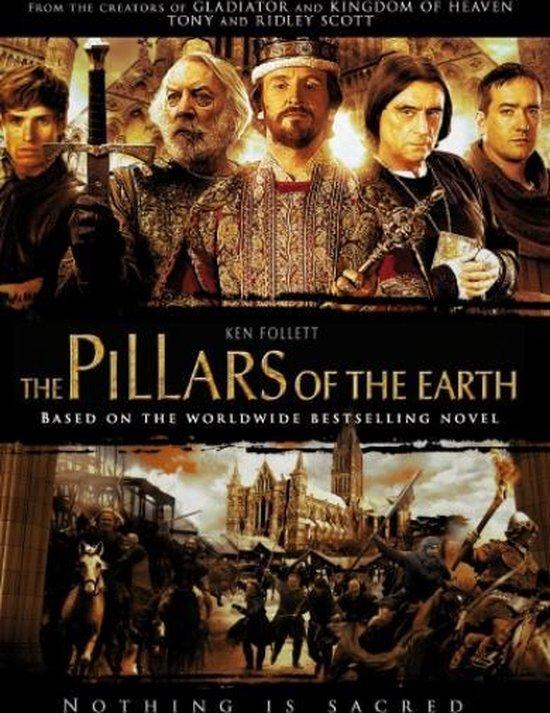 Cover van de film 'Pillars Of The Earth'