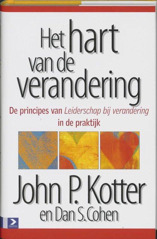 Het Hart Van De Verandering - John P. Kotter | Readingchampions.org.uk