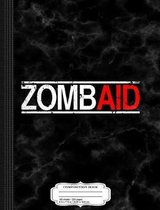 Zombaid Composition Notebook
