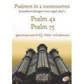 Wildeman, Psalmen in 2 toonsoorten