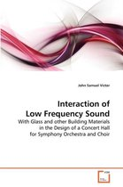Interaction of Low Frequency Sound