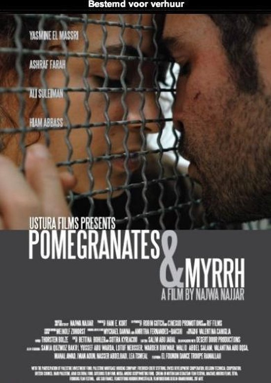 Cover van de film 'Pomegranates & Myrrh'