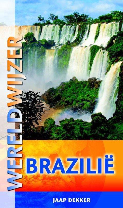 Wereldwijzer - Brazilië - Jaap Dekker |