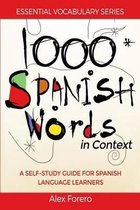 1000 Spanish Words in Context