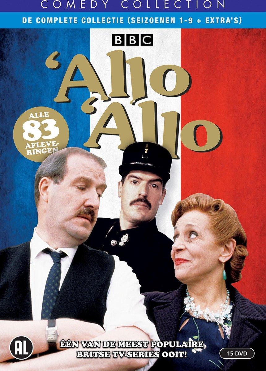 Allo Allo - De Complete Collectie (Seizoenen 1-9 + Extra's)