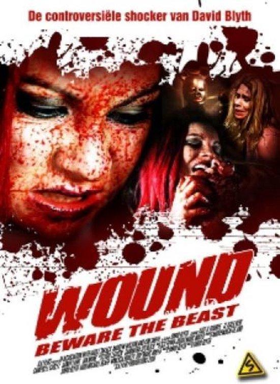 Cover van de film 'Wound'