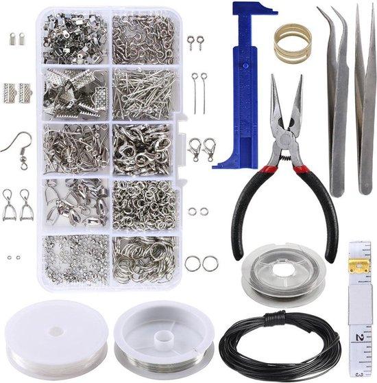 Wonderbaarlijk bol.com   DIY Zelf Sieraden Maken Starter Set - Oorbellen VM-68