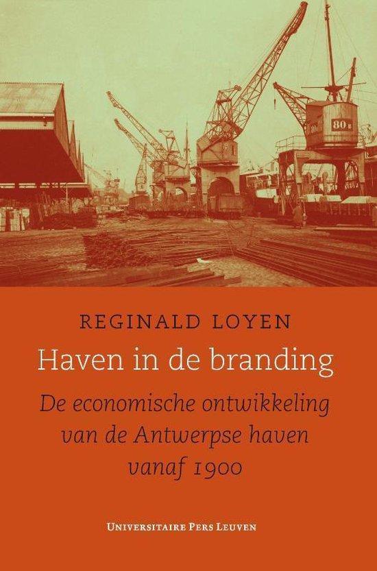 Cover van het boek 'Haven in de branding / druk 1' van R. Loyen