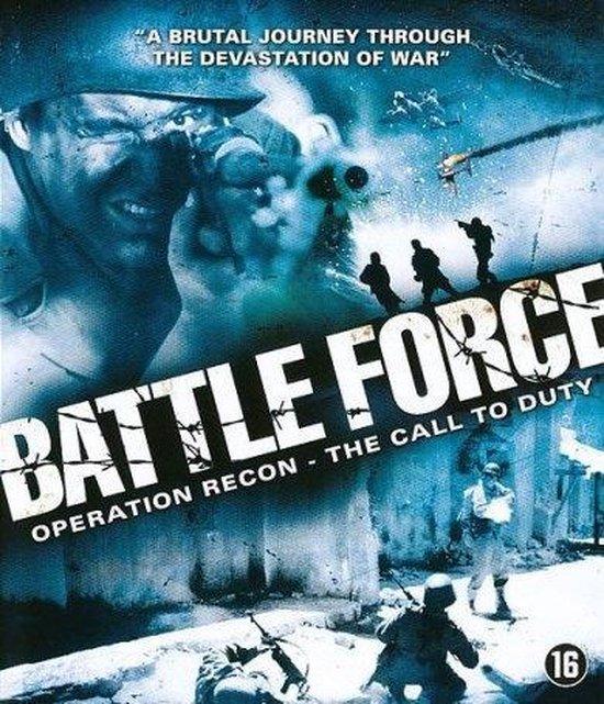 Cover van de film 'Battle Force'