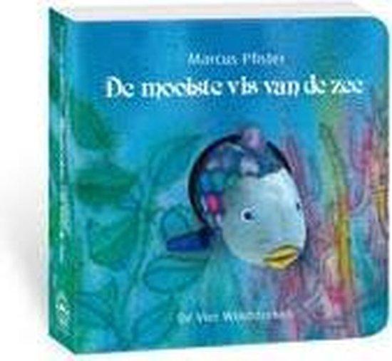 Boek cover De mooiste vis van de zee van Marcus Pfister (Onbekend)