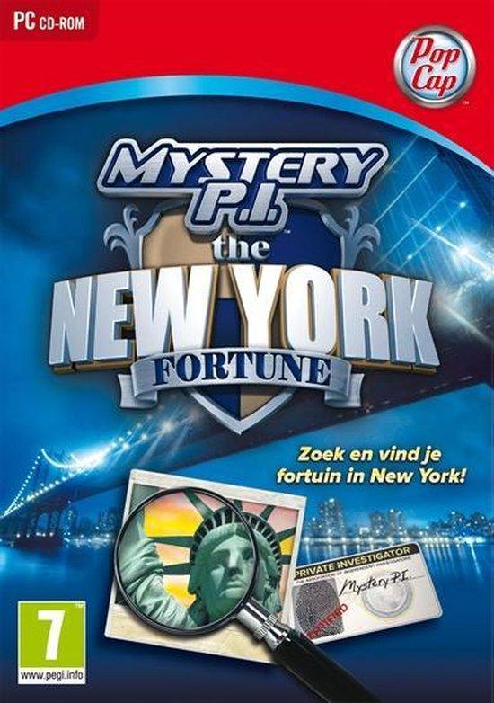 Mystery Pi: New York Fortune – Windows