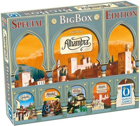 Afbeelding van het spel Alhambra: Big Box Special Edition (Engelstalig)