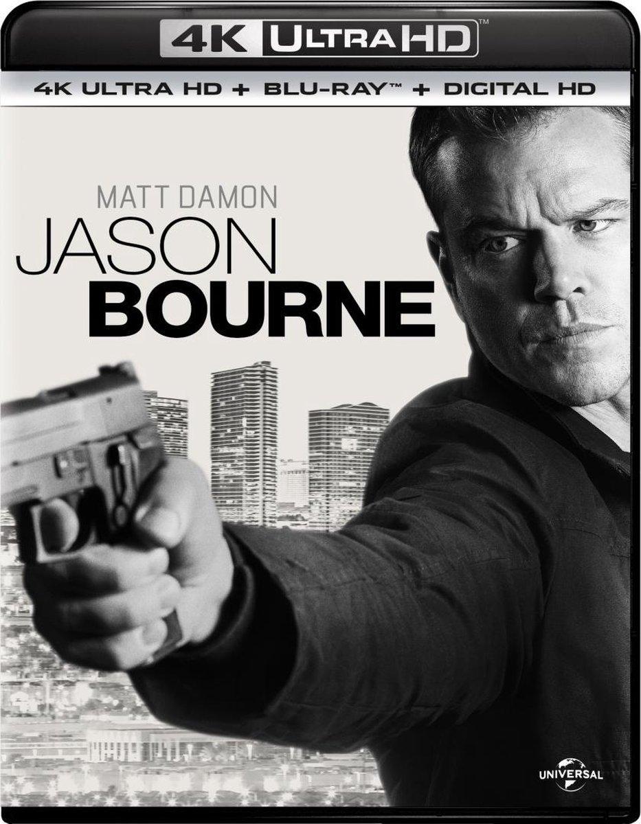 Jason Bourne (4K Ultra HD Blu-ray)-