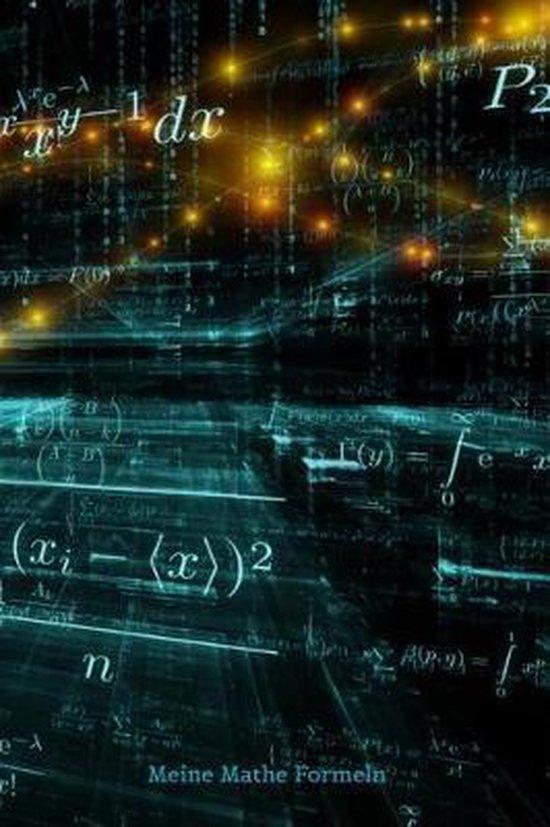 Meine Mathe Formeln