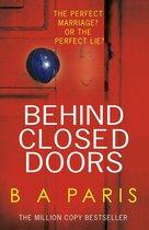 Afbeelding van Behind Closed Doors