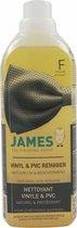 James Vinyl & PVC reiniger Natuurlijk & Beschermend