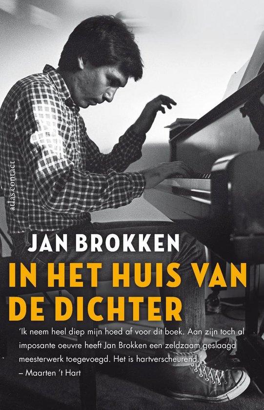Boek cover In het huis van de dichter van Jan Brokken (Paperback)