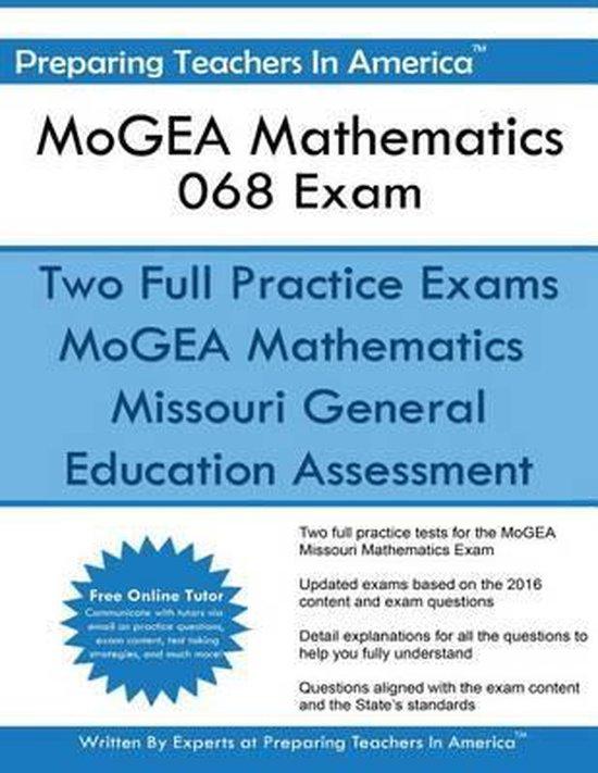 Mogea Mathematics 068 Exam