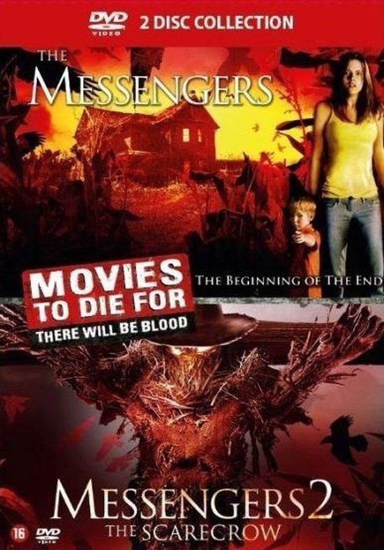 Cover van de film 'Messengers 1 & 2'