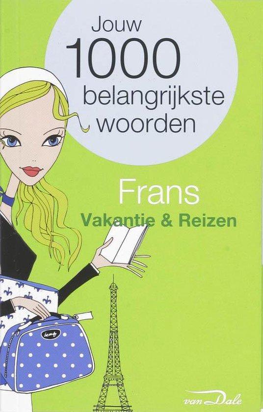 Boek cover Frans  / vakantie en reizen van Van Dale