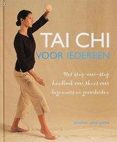 Boek cover Tai Chi Voor Iedereen van Ronnie Robinson