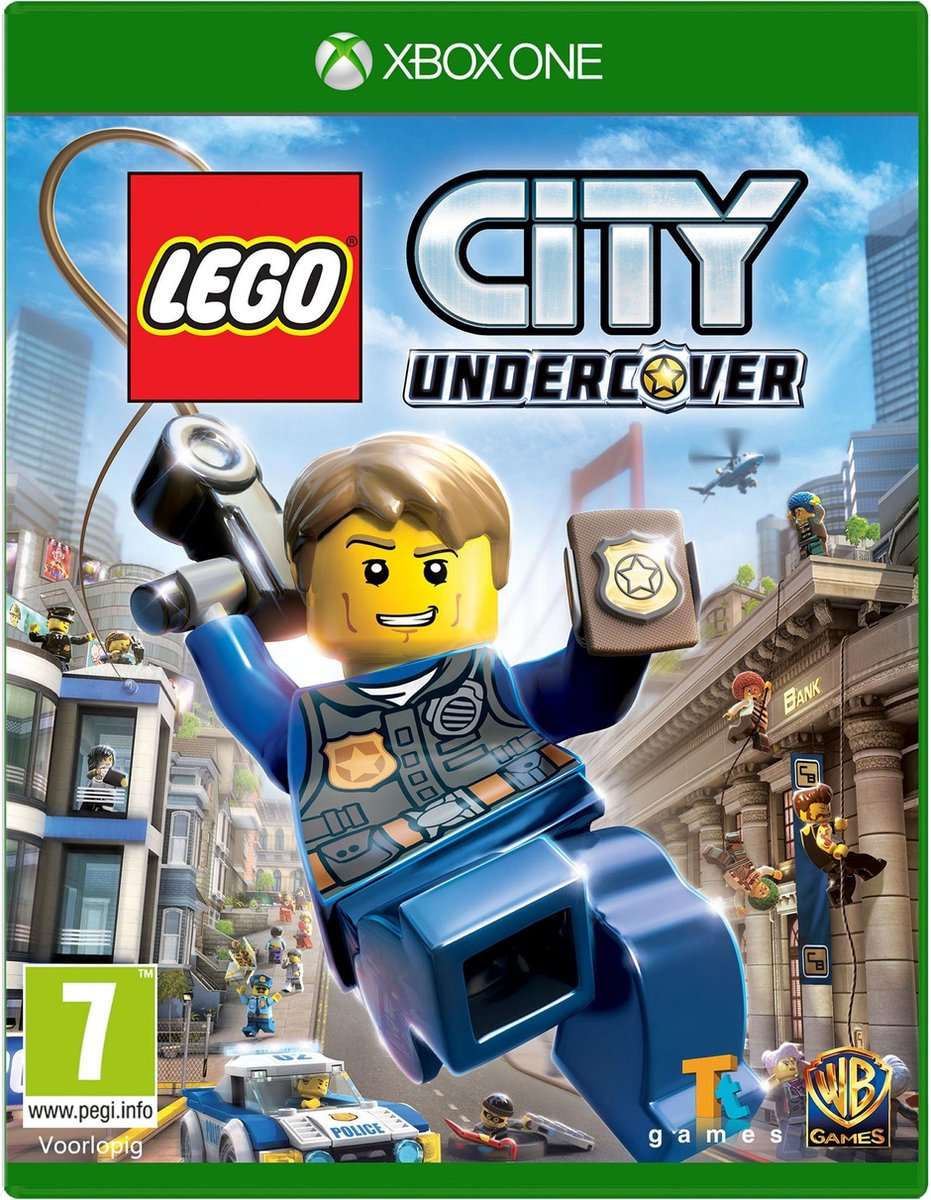 LEGO City Undercover - Xbox One - Warner Bros. Games