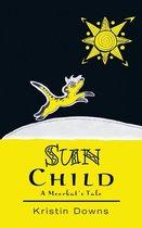 Boek cover Sun Child van Kristin Downs