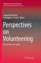 Perspectives on Volunteering