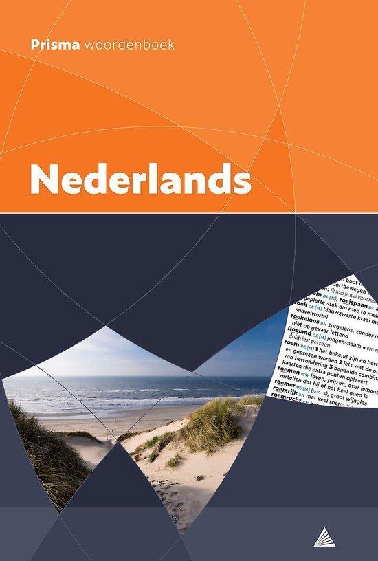 Afbeelding van Prisma woordenboek Nederlands