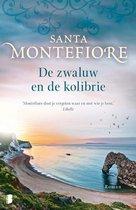 Boek cover De zwaluw en de kolibrie van Santa Montefiore (Paperback)