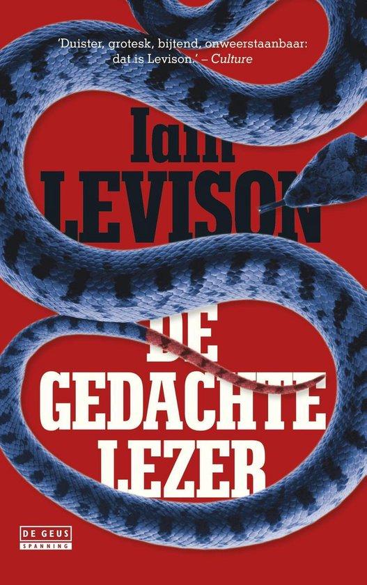 De gedachtelezer - Iain Levison | Fthsonline.com