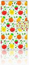 Sony Xperia L2 Hoesje Design Fruits